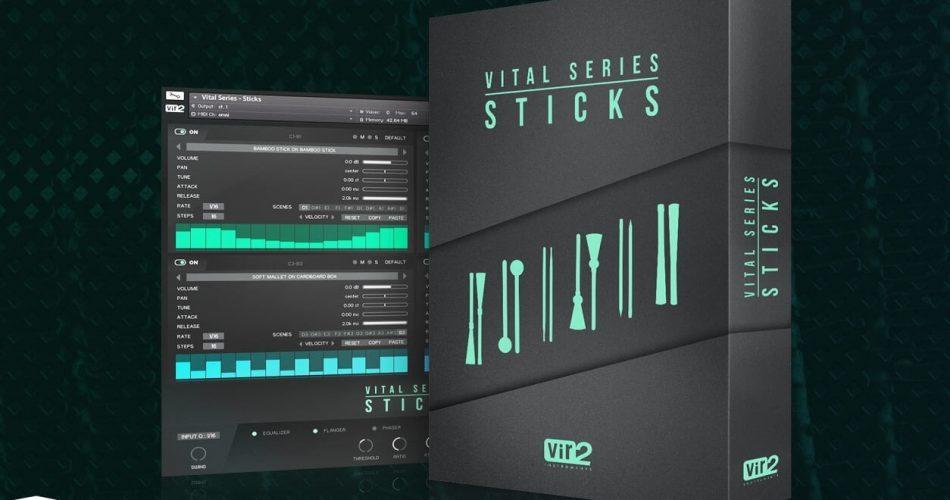 Vir2 Vital Series Sticks