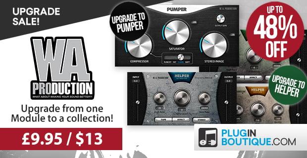 WA Production Pumper Upgrade Sale