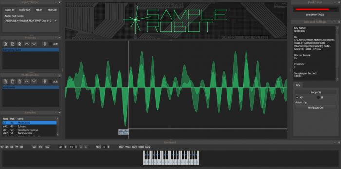 Yamaha SampleRobot Pro Montage Edition