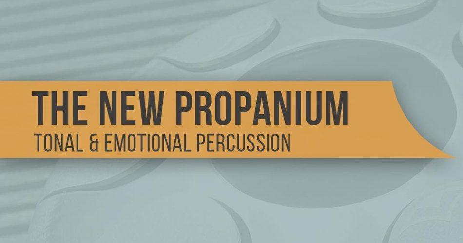 8Dio The New Propanium for Kontakt