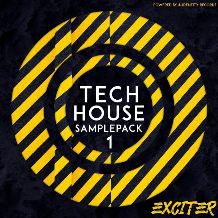 Audentity Records Exciter Tech House Samplepack