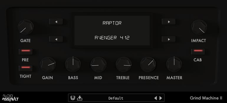 Audio Assault Grind Machine 2