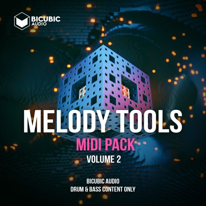Bicubic Audio Melody Tools Vol 2