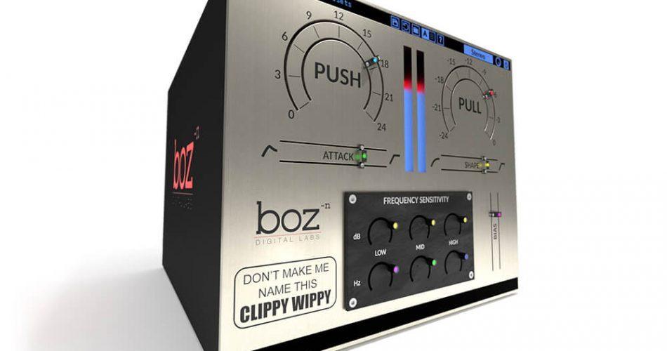 Boz Digital Labs Clippy Wippy