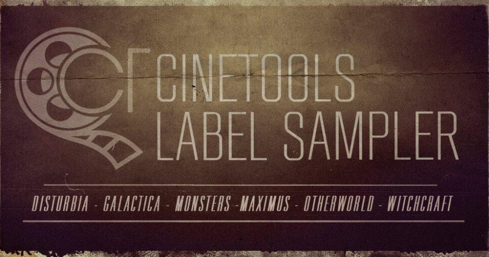 Cinetools Label Sampler