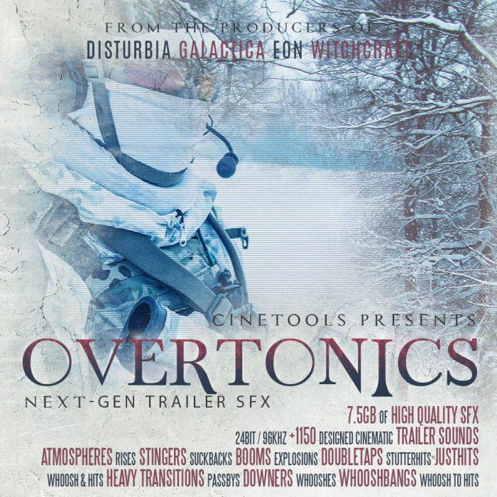 Cinetools Overtonics