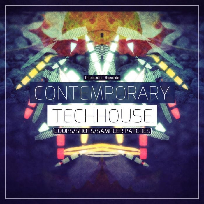 Delectable Records Contemporary Tech House