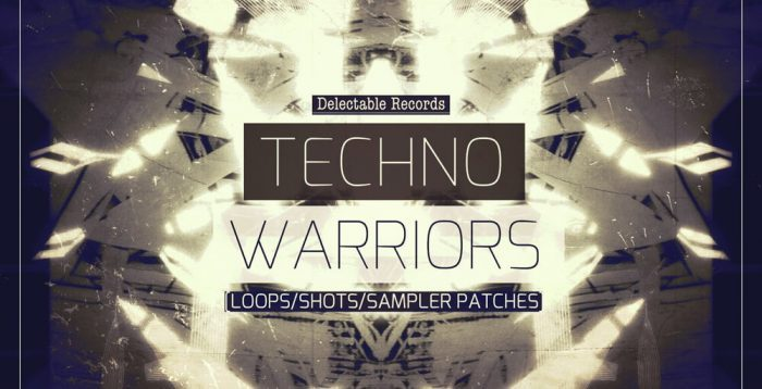 Delectable Records Techno Warriors