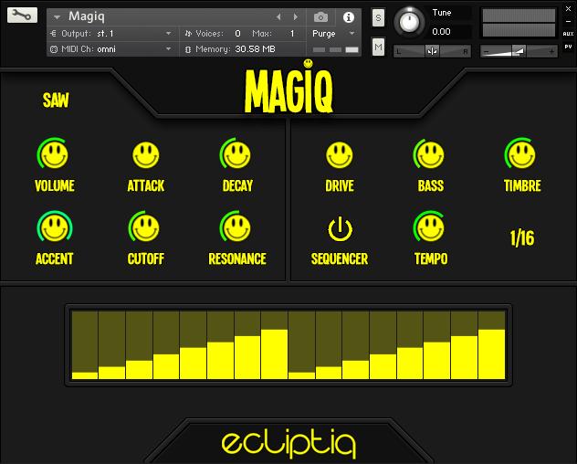 Ecliptiq Audio Magiq