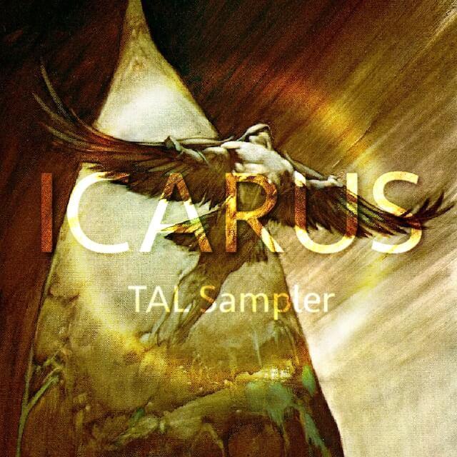 Empty Vessel Icarus TAL-Sampler