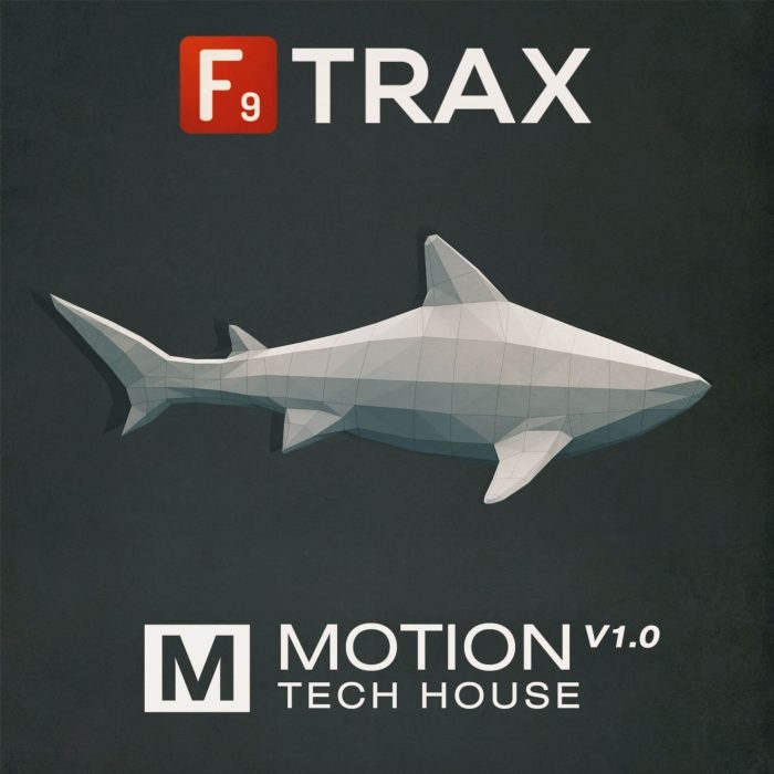F9 Audio F9 TRAX Motion Tech House V1