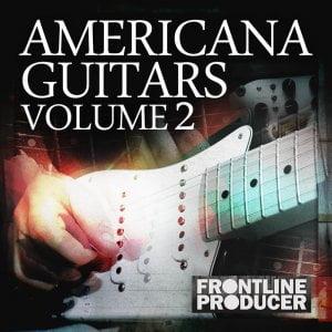 Frontline Producer Americana Guitars Vol 2