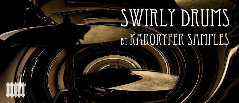 Karoryfer Samples Swirly Drums