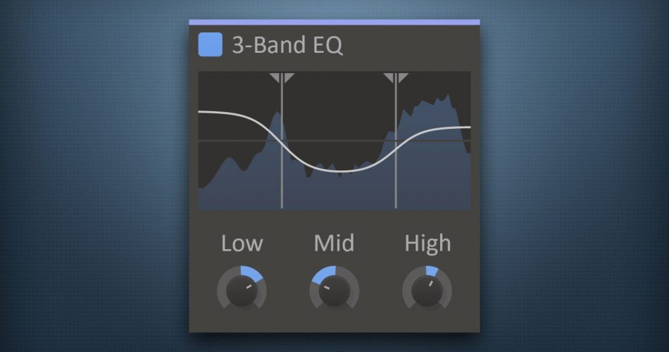 Kilohearts 3 Band EQ
