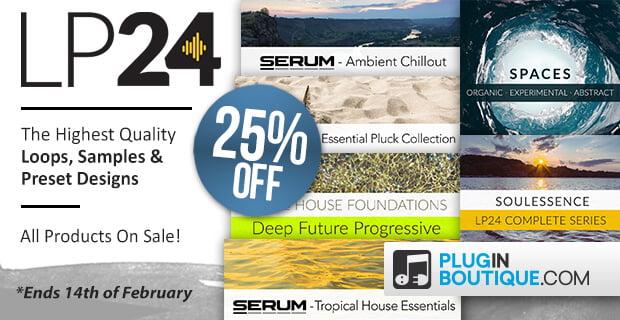 LP24 Audio Sale