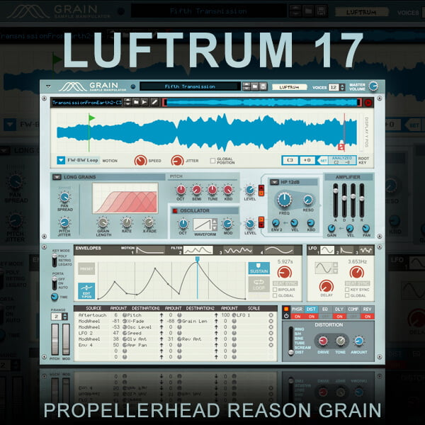 Luftrum 17 for Grain