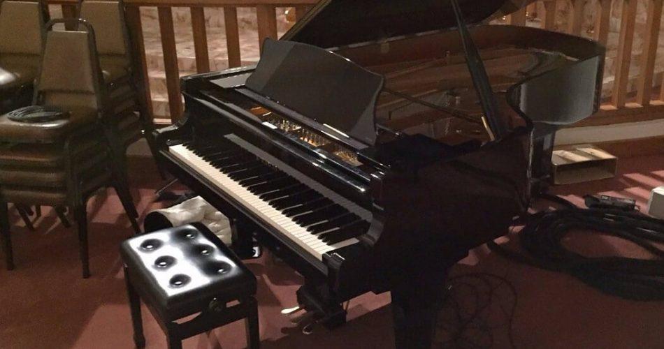 Michael Picher The Basilica Pianos feat
