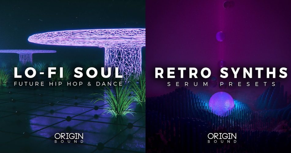 Origin Sound Lo Fi Soul & Retro Synths
