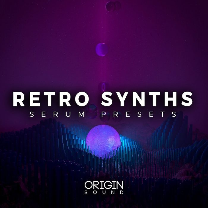 Origin Sound Retro Synths Serum Presets