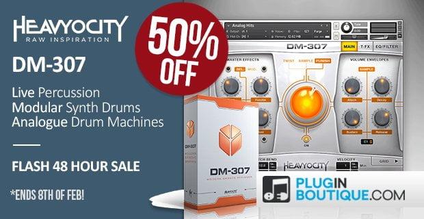 PIB DM 307 Flash Sale
