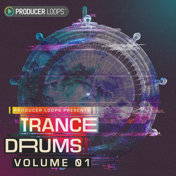 Producer Loops Trance Drums Vol 1