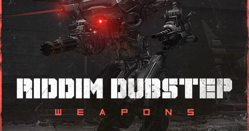 Production Master Riddim Dubstep Weapons
