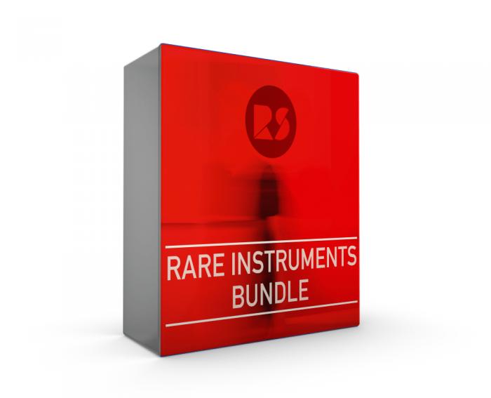 Rast Sound Rare Instruments Bundle