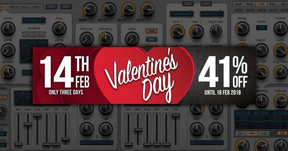 Reveal Sound 41 Valentine