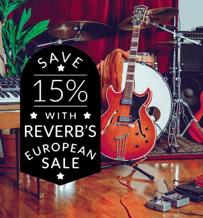 Reverb European Sale feat