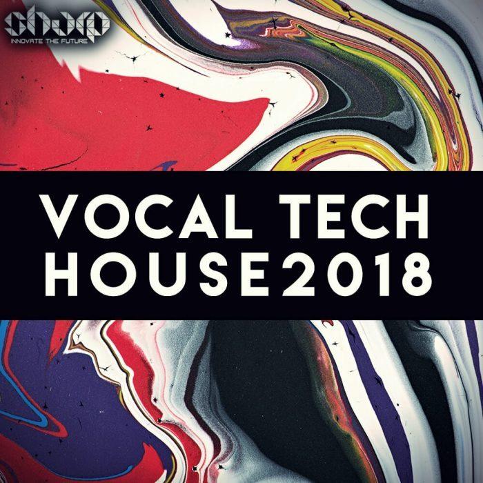 SHARP   Vocal Tech House 2018