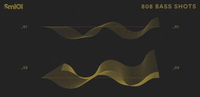 Sample Magic 808 Bass Shots