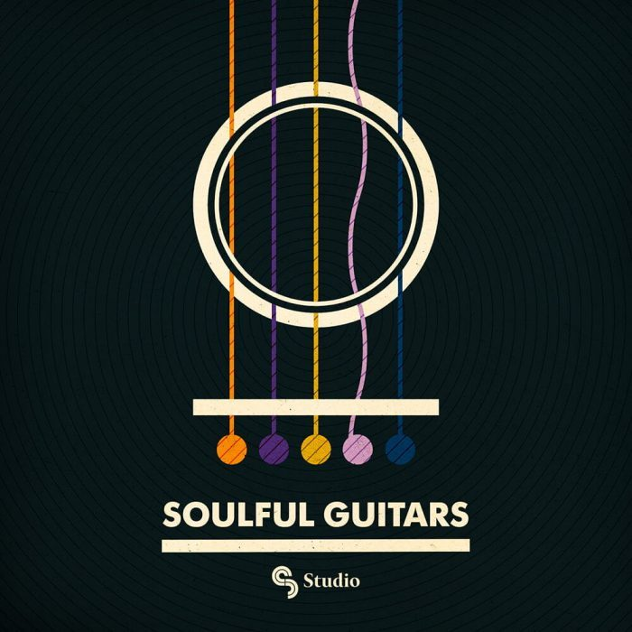 Sample Magic SM STUDIO SOULFUL GUITARS