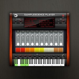 SampleScience Player v1