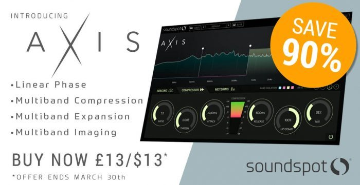SoundSpot Axis sale