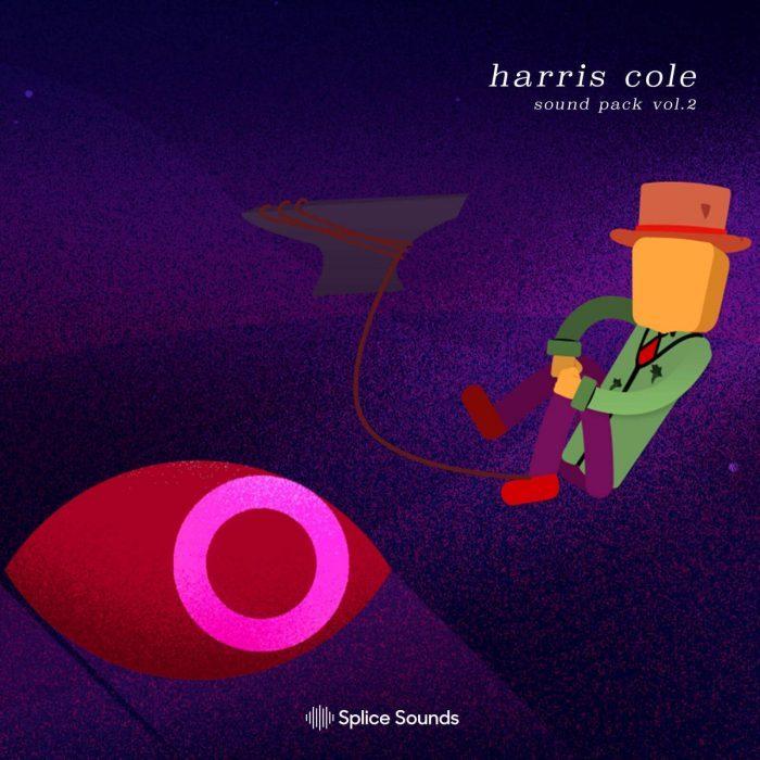 Splice Sounds Harris Cole Sound Pack Vol 2