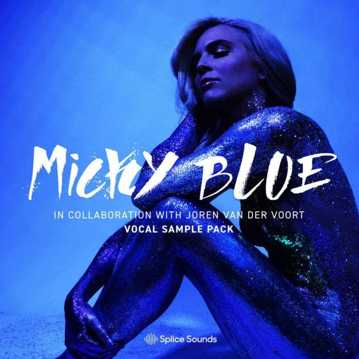 Splice Sounds Mickey Blue