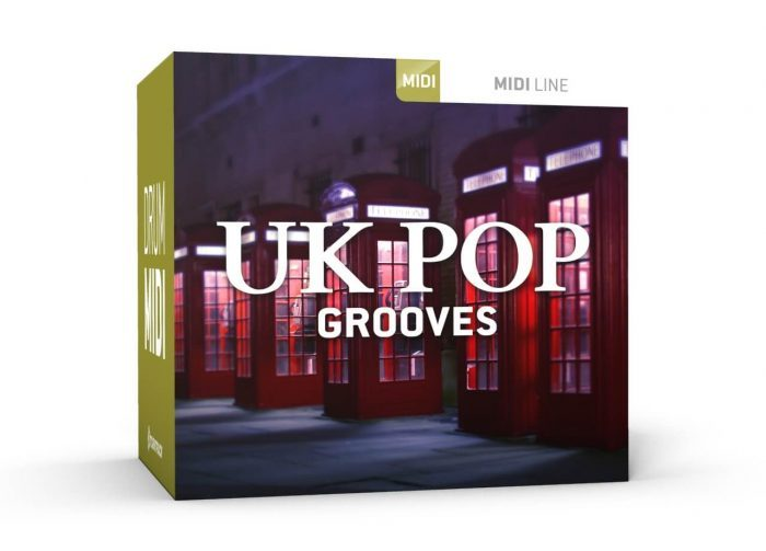 Toontrack UK Pop Grooves