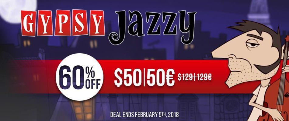 UVI Gypsy Jazzy Sale