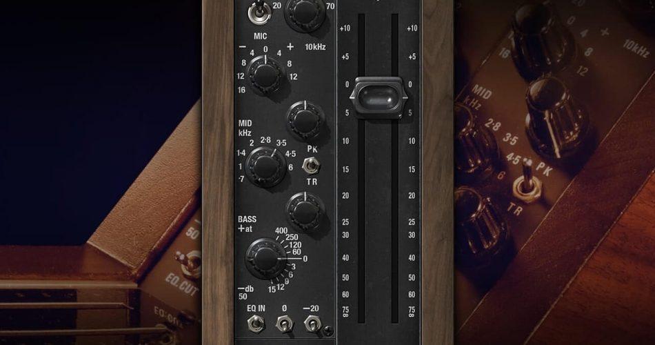 Universal Audio Helios Type 69 Preamp and EQ