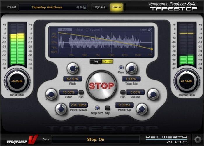 VPS Tapestop plugin