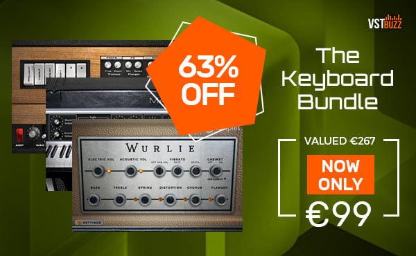 VST Buzz Acousticsamples The Keyboard Bundle