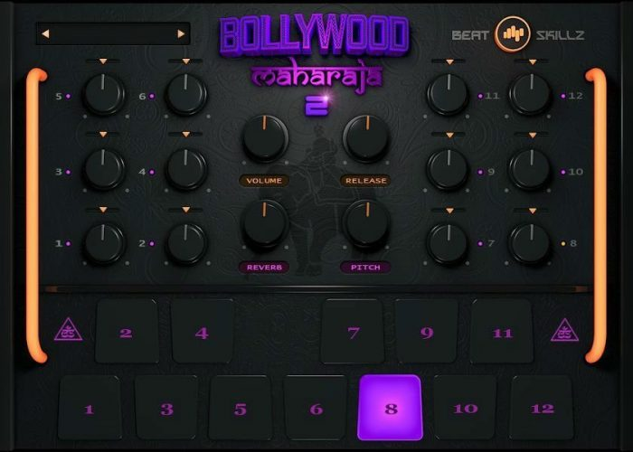 BeatSkillz Bollywood Maharaja 2