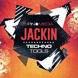 5Pin Media Jackin Techno Tools
