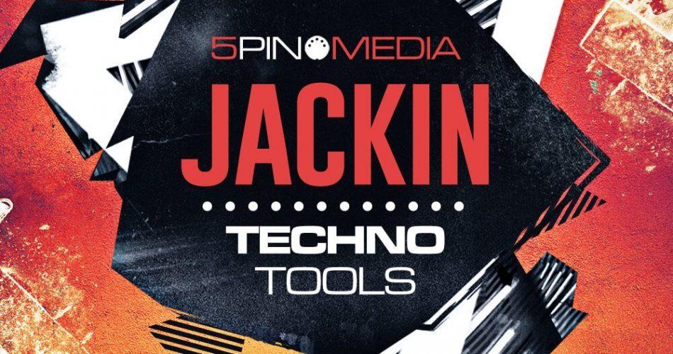 5Pin Media Jackin Techno Tools