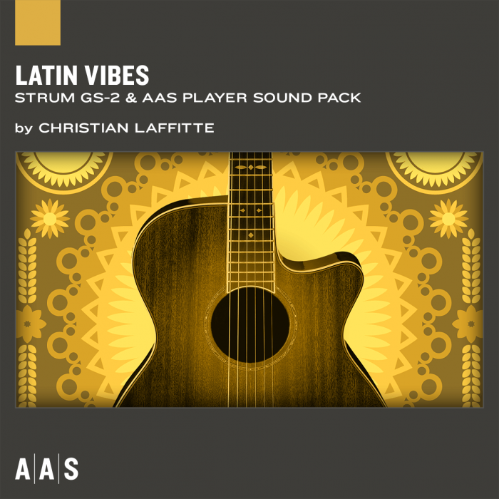 AAS Latin Vibes for Strum GS 2