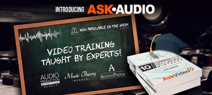 APD Ask Audio Tutorials