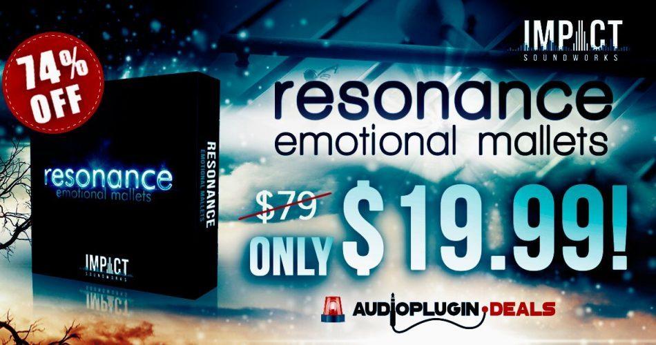 APD Impact Soundworks Resonance Sale