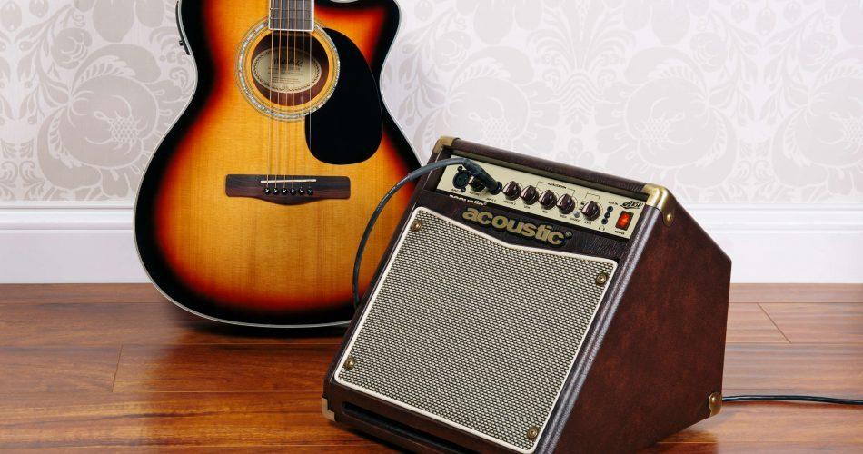 Acoustic A15V acoustic instrument amp
