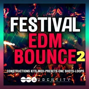 Audentity Records Festival Bounce 2