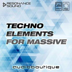 Audio Boutique Techno Elements for Massive